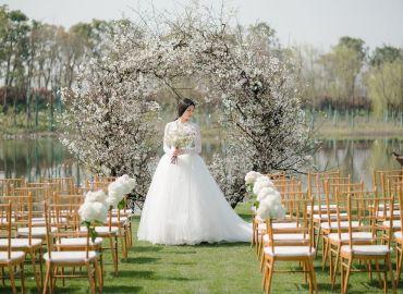 Pantone解锁9102婚礼花艺新趋势,四大配色方案是否也会是你的选择?