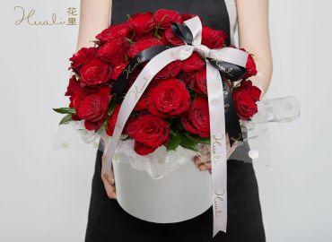 【零基础花艺学习】玫瑰,是爱的乐园