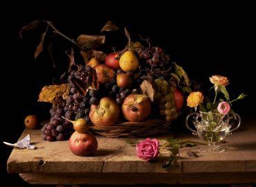 花艺培训丨吃不完的蔬果不要扔,不如试试插花吧